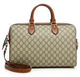 Gucci GG Supreme Medium Top-Handle Bag