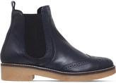 Carvela Navy leather Slowest