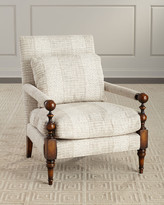 John-Richard Collection John Richard Collection Elderwood Transitional Style Chair