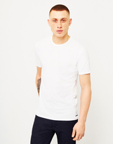 Calvin Klein Underwear 2 Pack Slim Fit T-Shirts White