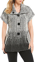 IC Collection Button Front Vest