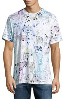 Robert Graham Dhruv Skull Graphic T-Shirt, White