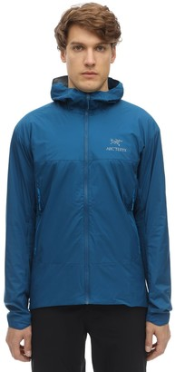Arc'teryx Atom Hooded Nylon Jacket