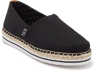 Skechers Bobs Breeze New Discovery Slip-On Espadrille Sneaker