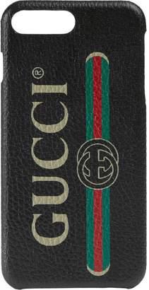 Gucci Print iPhone 8 Plus case