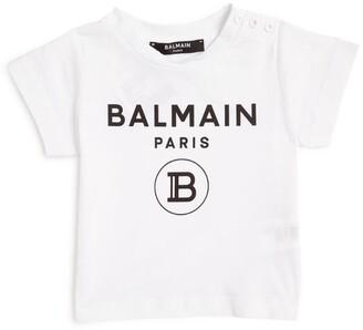 Balmain Kids Logo T-Shirt (3-24 Months)