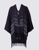 Marks and Spencer Tonal Striped Wrap