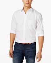 Club Room Dot-Print Long-Sleeve Shirt, Only at Macy's