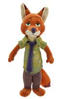Disney Nick Wilde Plush - Zootopia - Small - 13''
