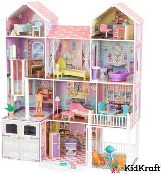 Kid Kraft Country Estate Wooden Dolls House