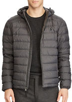 Polo Ralph Lauren Big and Tall Packable Hooded Down Jacket