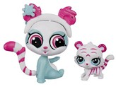 Littlest Pet Shop Pet Pawsabilities Sally Zhen & Pouncer Little