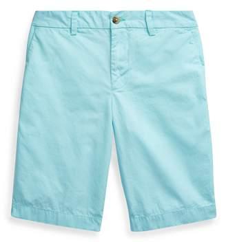 Ralph Lauren Cotton Poplin Short