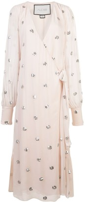 Alexis Roksana embellished dress