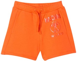 Moschino Children Short Sports With Coulisse