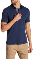 Original Penguin Two-Tone Knit Polo