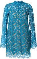 Stella McCartney floral lace dress - women - Silk/Cotton/Polyamide - 42