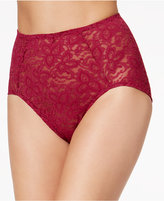 Bali Firm Control Lace N Smooth Brief 8L14