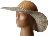 Echo Multi Braid Floppy Sun Hat Caps