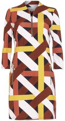 Damsel in a Dress Melissa Ponte Printed Dress