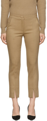 Max Mara Tan Sassari Trousers