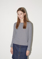 A.P.C. Stripe Sweatshirt