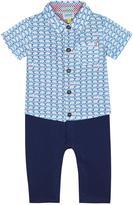 Ted Baker T-Shirt Racoon Mockable Romper