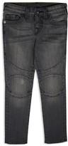 True Religion Boys' Rocco Moto Jeans - Sizes 8-18