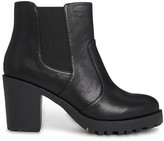 London Rebel Heeled Chelsea Boots