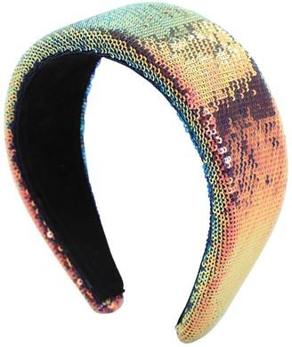 Ca&Lou Anastasia Boreal Sequined Headband