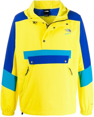 The North Face Colour Blocked Rain Jacket