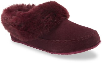 Sorel Go Coffee Run Faux Fur Slipper