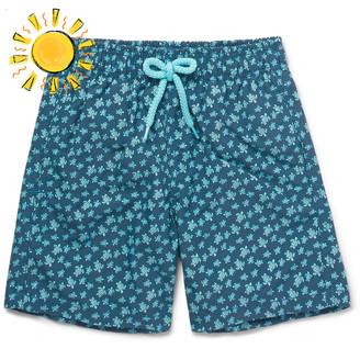 Vilebrequin Boys Ages 2 - 8 Jim Printed Swim Shorts