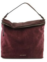 Vince Camuto Elois Hobo Women Leather Burgundy Hobo.