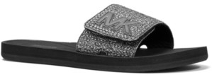 Michael Kors Michael Pool Slide Sandals Women's Shoes