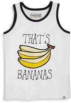 Sovereign Code Boys' That's Bananas Tank - Little Kid, Big Kid