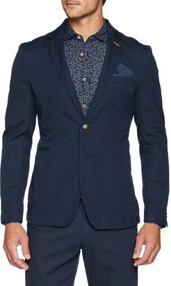 Benetton Men's Jacket Blazer