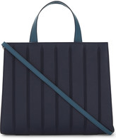 Max Mara Whitney leather tote