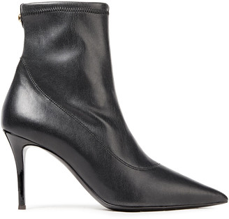 Giuseppe Zanotti Lucrezia 90 Stretch-leather Sock Boots