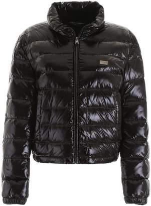 Dolce & Gabbana Shiny Padded Jacket