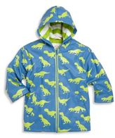 Hatley Toddler's, Little Boy's & Boy's T-Rex Splash Jacket