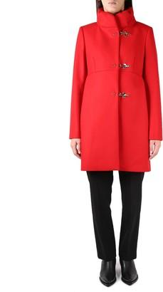 Fay Red Romantic Virginia Coat