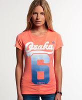 Superdry Osaka Swoosh T-shirt