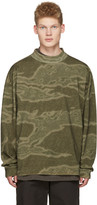 Yeezy Green Moto Long Sleeve T-shirt
