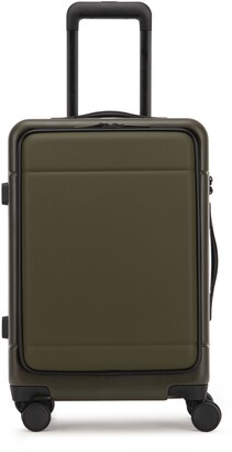 CalPak Hue 22-Inch Front Pocket Carry-On Suitcase