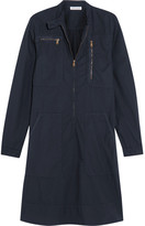 Tomas Maier Riviera Cotton Dress - Navy