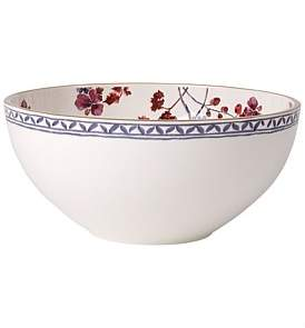 Villeroy & Boch Artesano Provencal Lavender Salad Bowl 28Cm