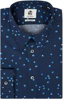 Paul Smith Men's Random Spot Print Shirt