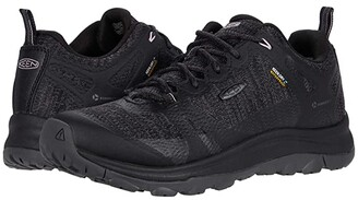 Keen Terradora II Waterproof (Black/Magnet) Women's Shoes