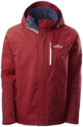 Kathmandu Isograd Men's ngx 3-in-1 Rain Jacket